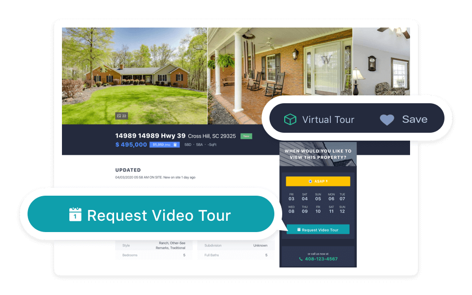 Request Virtual Tour